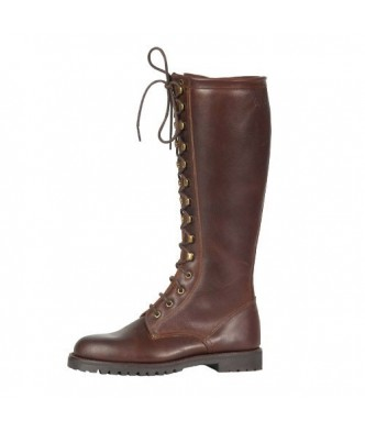 HUNTING BOOTS WITH LACES
